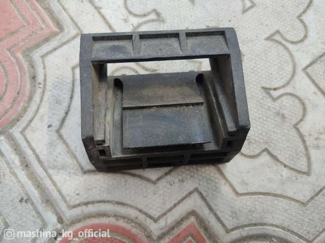 Запчасти и расходники - Кронштейн радиатора, E70, 17117533537