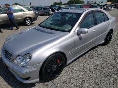 Mercedes-Benz C-класс II (W203) Рестайлинг 230 1.8, 2005 г., $ 7 300