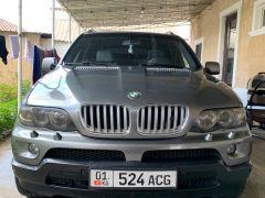 BMW X5 I (E53) Рестайлинг 4.4, 2004 г., $ 8 800