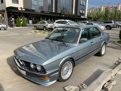 BMW 5 Серия II (E28) 525i 2.5, 1985 г., $ 4 200