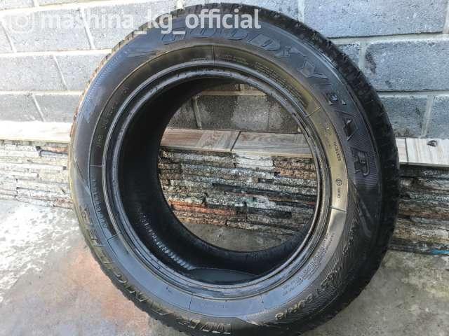 Tires - 265-60-18 Good Year