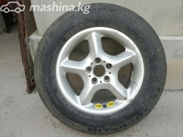 Tires - Полноценная запаска на Bmw X 5
