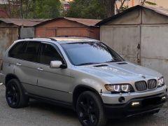 BMW X5 I (E53) 4.4, 2002 г., $ 7 200