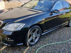 Mercedes-Benz S-класс V (W221) 500 5.5, 2007 г., $ 9 500