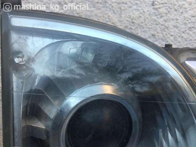 Продажа запчастей - Фары на Lexus LX 470