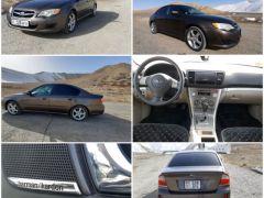 Subaru Legacy IV Рестайлинг 2.5, 2009 г., $ 7 200