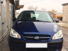 Hyundai Getz 1.1, 2008 г., $ 3 193