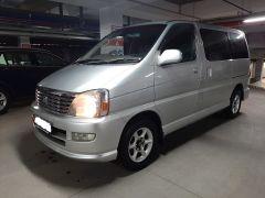 Toyota Regius 3.0, 2001 г., $ 9 000