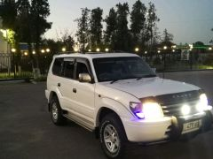 Toyota Land Cruiser Prado 90 Series 3.4, 1997 г., $ 7 600