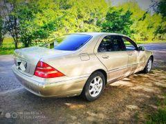 Mercedes-Benz S-класс IV (W220) 500 Long 5.0, 2000 г., $ 4 318