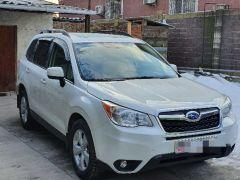 Subaru Forester IV 2.5, 2013 г., $ 14 500