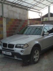 BMW X3 I (E83) Рестайлинг 20d 2.0, 2008 г., $ 8 500