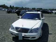 Mercedes-Benz S-класс IV (W220) Рестайлинг 430 4.3, 2004 г., $ 7 700
