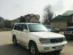 Toyota Land Cruiser 100 Series 4.7, 2000 г., $ 13 500