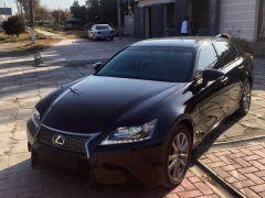Lexus GS IV 350 3.5, 2012 г., $ 20 000