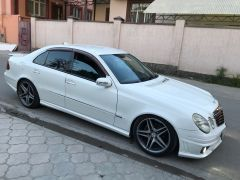 Mercedes-Benz E-класс III (W211, S211) 500 5.0, 2003 г., $ 7 200