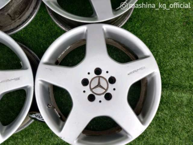 Диски - Диски Mercedes