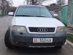 Audi A6 allroad I (C5) 2.5, 2001 г., $ 4 400