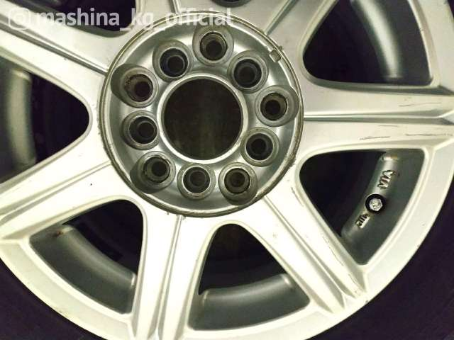 Wheel rims - Продам универсальные диски R14 , разболтовка 5/114