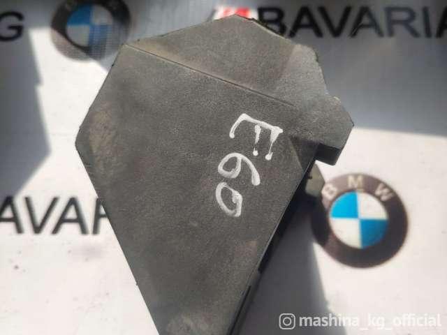 Запчасти и расходники - Кронштейн радиатора, E60, 17117542517