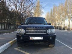 Land Rover Range Rover III Рестайлинг 4.2, 2007 г., $ 13 000