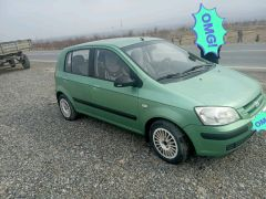 Hyundai Getz 1.4, 2004 г., $ 2 788