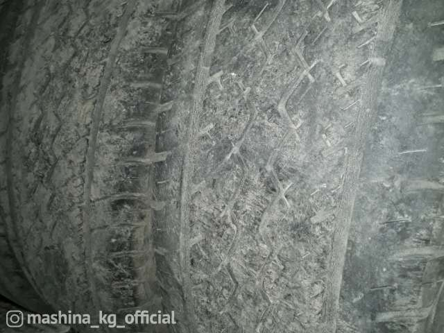 Tires - Резина