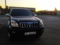 Toyota Land Cruiser Prado 120 Series 3.0, 2005 г., $ 13 600