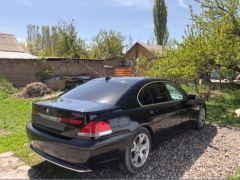 BMW 7 Серия IV (E65/E66) 745i 4.4, 2002 г., $ 4 500