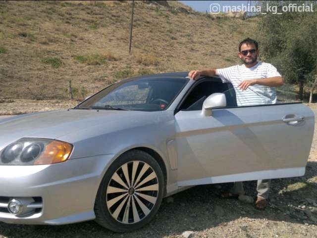 Авто на запчасти - Хундай тибурон 2,7 Датчик и диск цеплени
