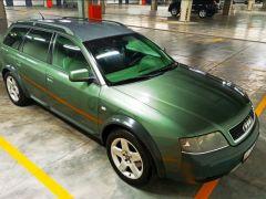 Audi A6 allroad I (C5) 2.5, 2002 г., $ 4 300