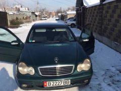 Mercedes-Benz C-класс II (W203) 240 2.6, 2003 г., $ 5 000