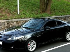 Hyundai Tiburon II (GK) Рестайлинг 2.0, 2007 г., $ 6 600