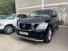 Nissan Patrol VI (Y62) 5.6, 2010 г., $ 25 000