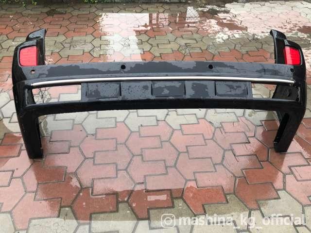 Аксессуары и мультимедиа - Продаю передний и задний бампер на Lexus LX 570