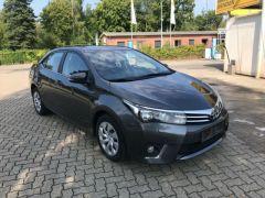 Toyota Corolla XI (E160, E170) 1.6, 2013 г., $ 13 500