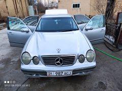 Mercedes-Benz E-класс II (W210, S210) Рестайлинг 270 2.7, 2000 г., $ 4 150