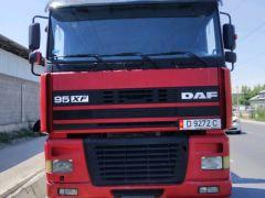 DAF XF95 series, 2001 г., $ 18 000