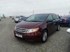 Honda Odyssey (North America) IV 3.5, 2012 г., $ 18 500