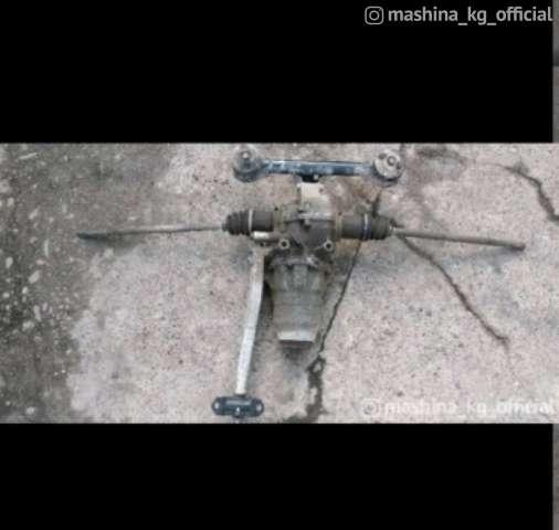 Sale of spare parts - Редуктор кардан на хонда фит 1.3