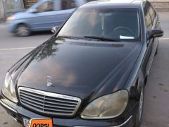 Mercedes-Benz S-класс IV (W220) 320 3.2, 2002 г., $ 5 500