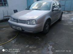 Volkswagen Golf IV 2.0, 2001 г., $ 2 800