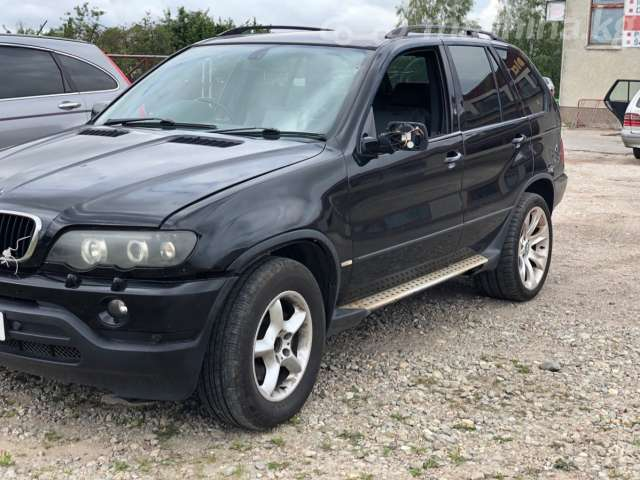 Продажа запчастей - BMW X 5 2003 (3.0) дизель автомат