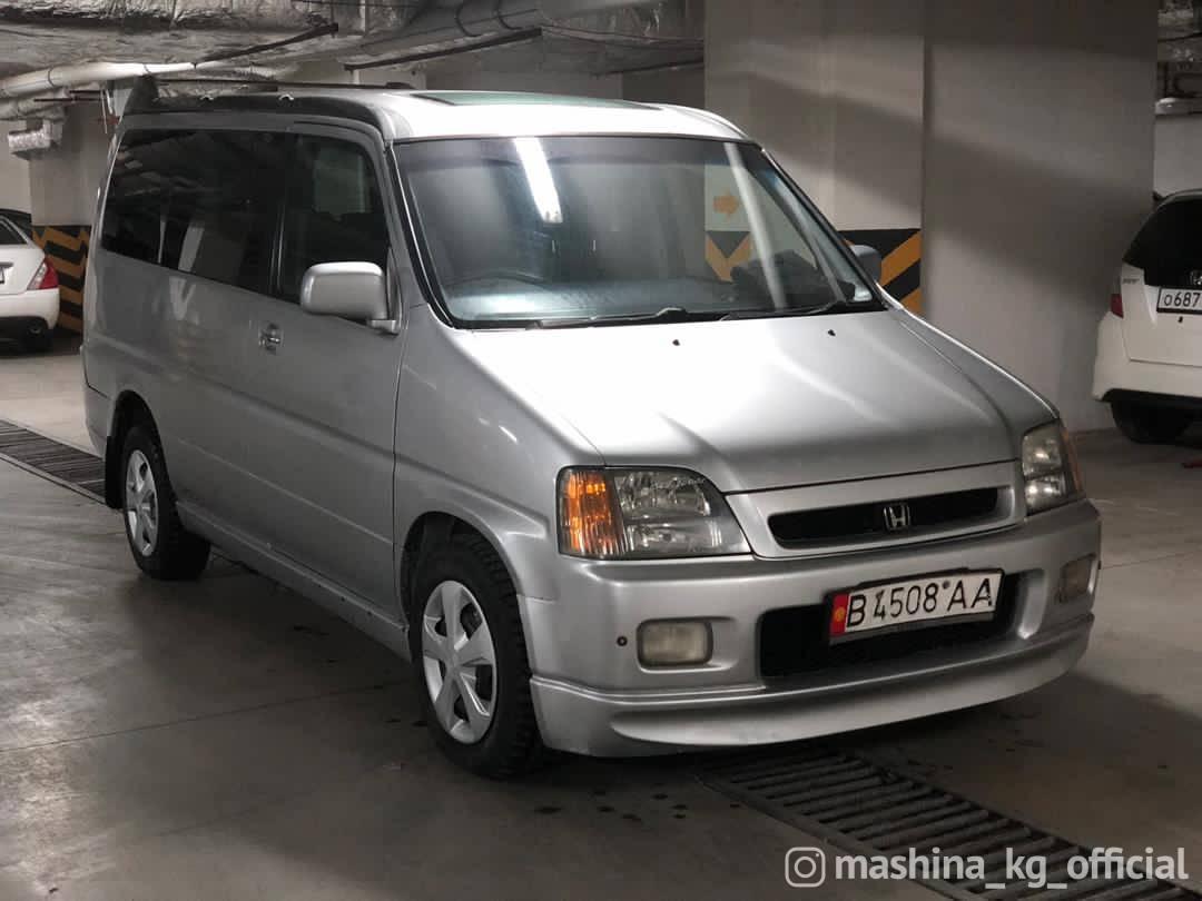 Купить Honda Stepwgn в Бишкеке, 1999 год, 4 700