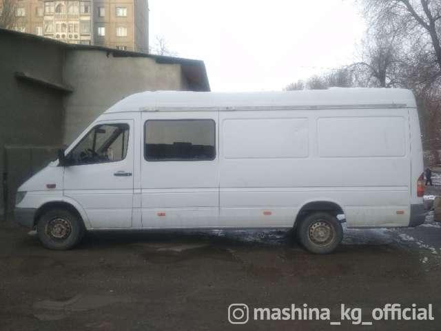 Жүк ташуу - Грузотакси быстро & дешево 0556188138 sprinter max