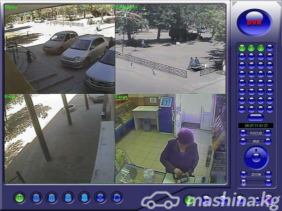 Другие - Видео-Наблюдение, Камеры, установка подключение