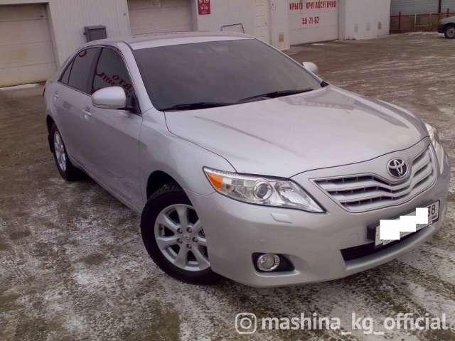 Прокат, аренда - Прокат авто по Кыргызстану