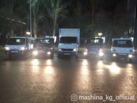 Грузоперевозки - Вывоз мусора Бишкек 0705180000