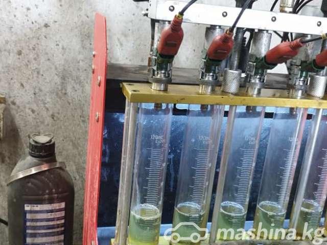 Ремонт топливной системы - Ремонт бензиновых топливных систем любой сложности