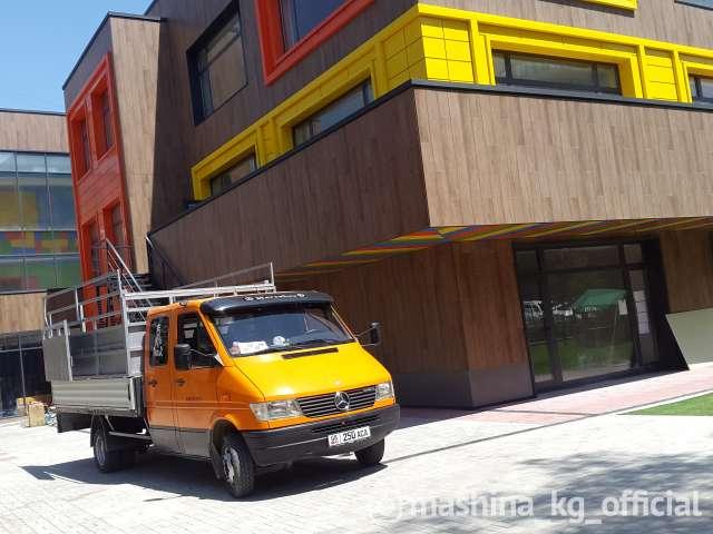 Грузоперевозки - Грузовые перевозки по городу и межгород